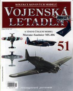 Vojenská letadla č.51