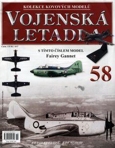 Vojenská letadla č.58