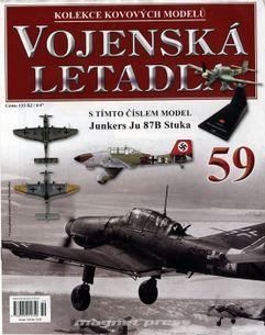 Vojenská letadla č.59