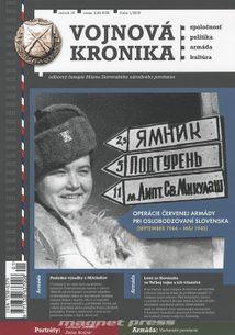 Vojnová kronika 1/2015