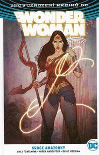 Znovuzrození hrdinů DC: Wonder Woman 5: Srdce Amazonky