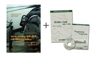 Vrtuľníky Mi-24 na Slovensku + Krídla v boji 1939 - 1945