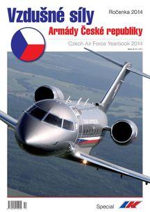Vzdušné síly Armády České republiky – ročenka 2014 (e-vydanie)