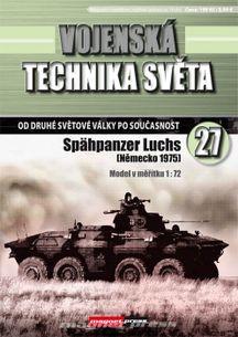 Vojenská technika světa č.27 - Bojové prieskumné vozidlo Luchs