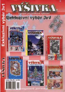Výšivka 2011/II - exkluzivní výběr 3v1
