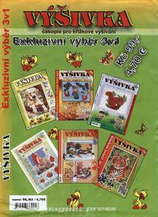 Výšivka 2011/IV - exkluzivní výběr 3v1
