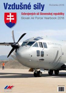 Vzdušné sily Ozbrojených síl Slovenskej republiky – Ročenka 2018