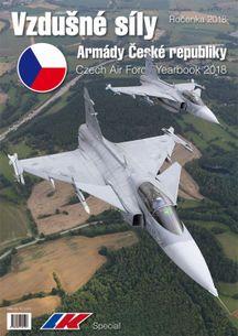 Vzdušné síly Armády České republiky - Ročenka 2018 (e-vydanie)