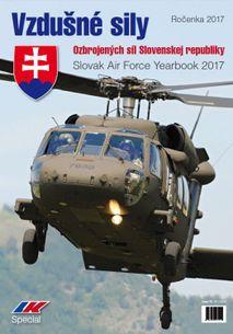 Vzdušné sily Ozbrojených síl Slovenskej republiky – Ročenka 2017 (e-vydanie)