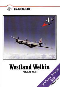 Westland Welkin F Mk.I, NF Mk. II