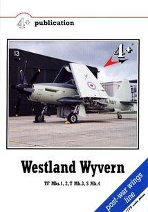 Westland Wyvern TF Mks.1, 2, T Mk.3, S Mk.4