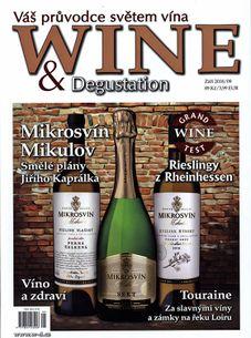 Wine & Degustation - predplatné