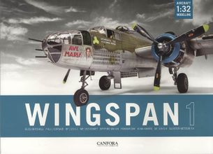 WINGSPAN VOL.1: 1/32 AIRCRAFT MODELLING