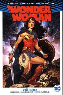 Znovuzrození hrdinů DC: Wonder Woman 4: Boží hlídka