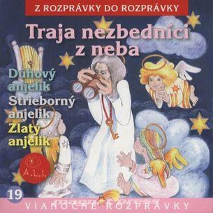 Z rozprávky do rozprávky č.19 - Traja nezbedníci z neba