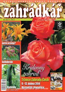 Zahrádkář č.04/2014 (e-vydanie)