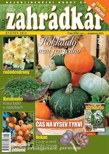 Zahrádkář č.05/2014 (e-vydanie)