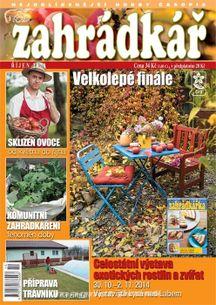 Zahrádkář č.10/2014 (e-vydanie)