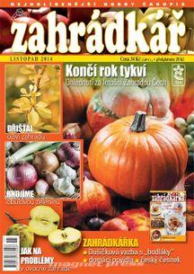 Zahrádkář č.11/2014 (e-vydanie)