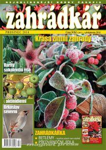 Zahrádkář č.12/2014 (e-vydanie)