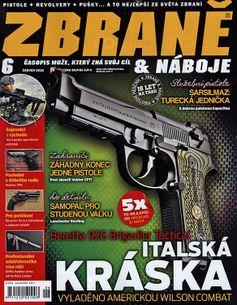 Zbraně & náboje - predplatné