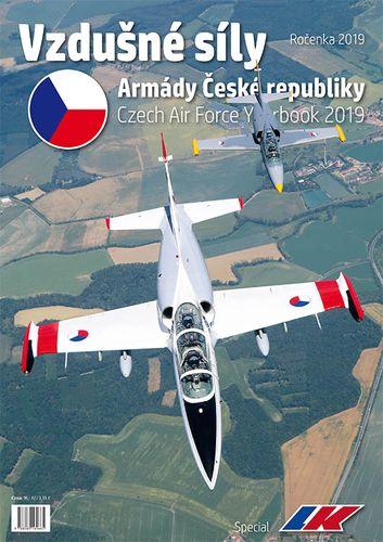 Vzdušné síly Armády České republiky - Ročenka 2019