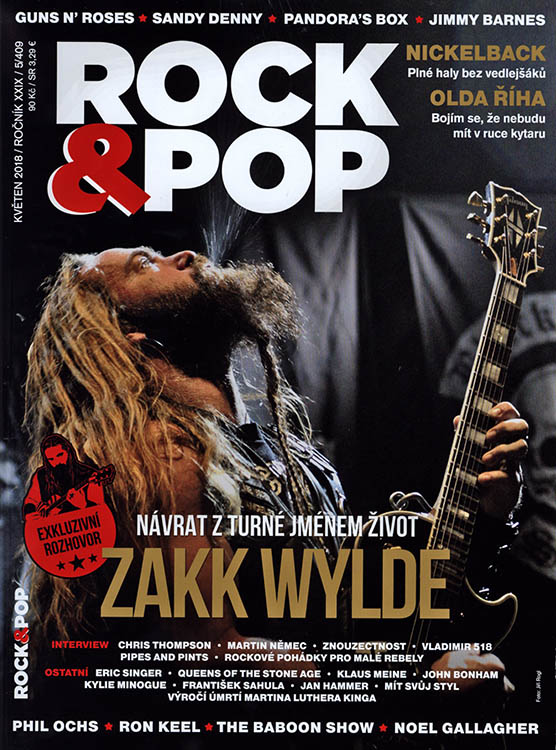 Rock and pop - predplatné