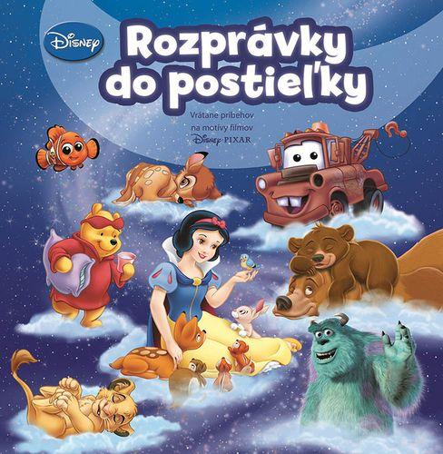 Disney - Rozprávky do postieľky