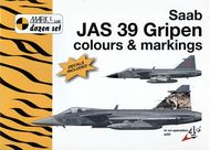 Saab JAS 39 Gripen colours & markings 1/144