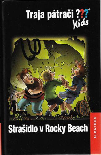 Traja pátrači Kids: Strašidlo v Rocky Beach