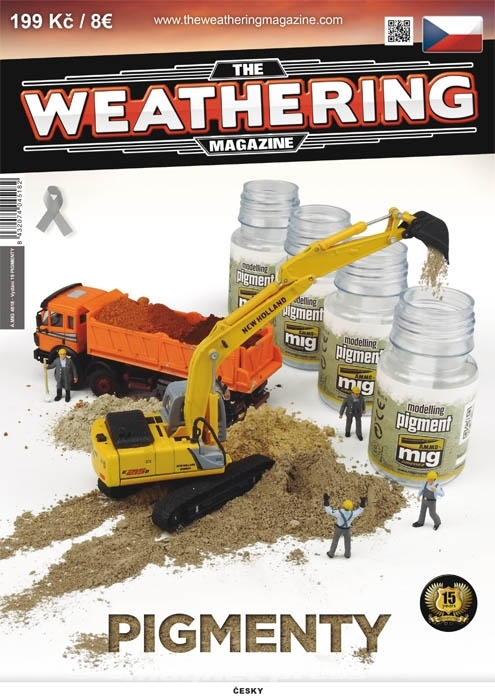 The Weathering Magazine 19 - Pigmenty